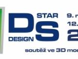 DESIGN STAR 2019 - devátý ročník soutěže ve 3D modelování - REGISTRACE